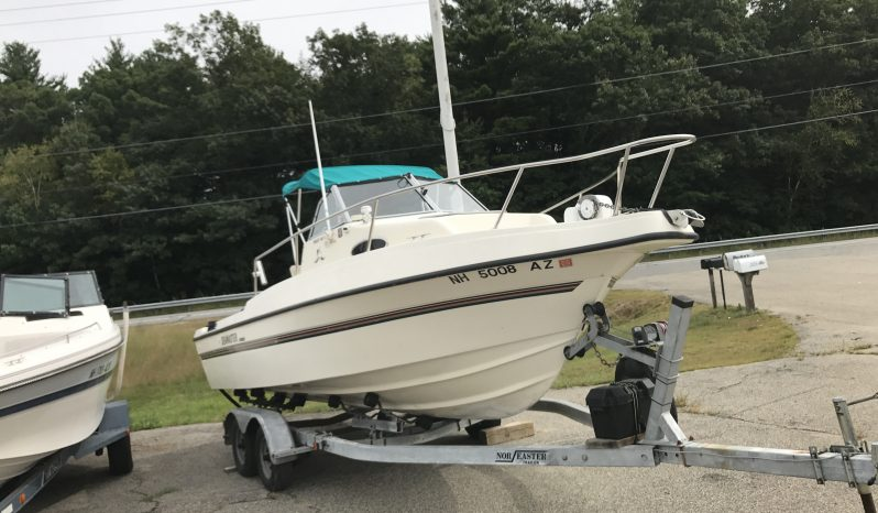 Used Renken Sea Master full