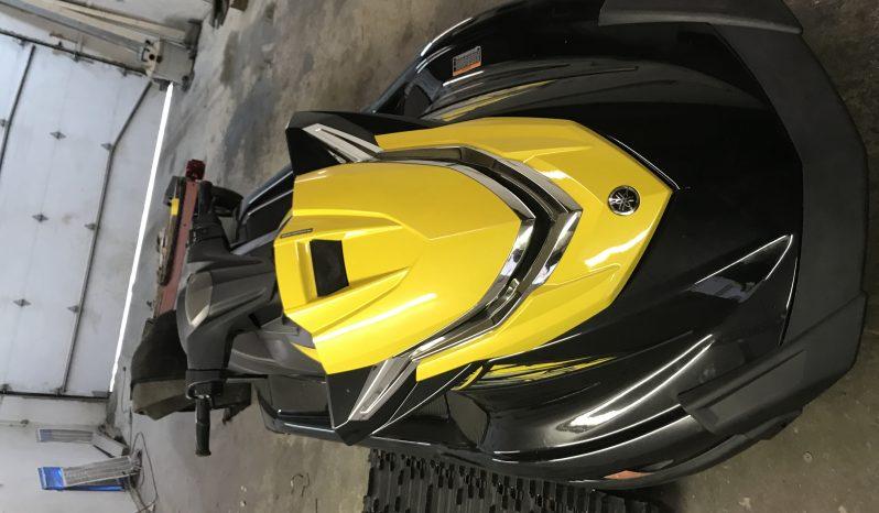 Used Yamaha VXR 1800 full