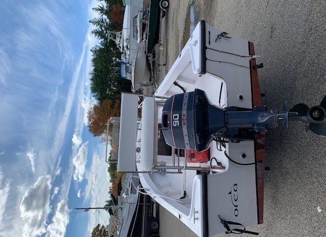 Used Mako Boat For Sale full