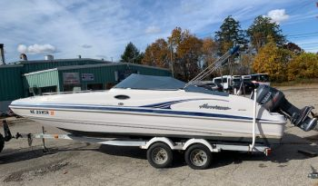 Used Hurricane Sundeck Boat For Sale NH full