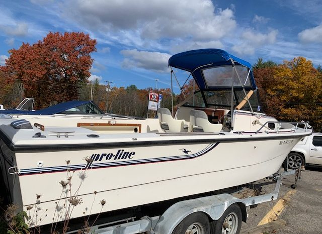Used Proline Walkaround for sale full