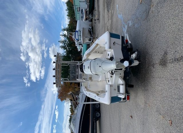 Used Pioneer 197 boat for sale nh full