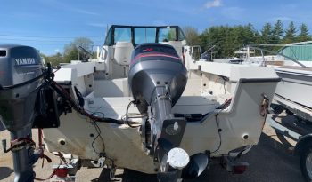 Used Chaprel Striker Walkaround boat for sale nh full