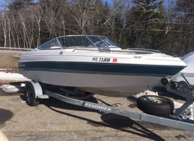 used boat 1993 Four Winns 190 Horizon full