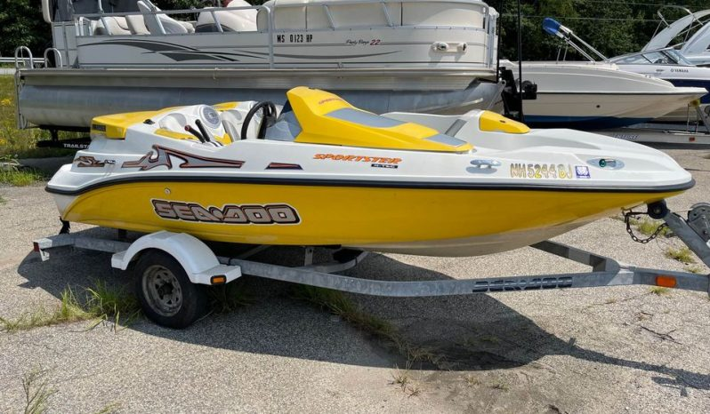 2004 Sea Doo sportster 4-tec full