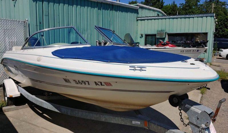 1996 Sea Ray 175 fish and ski bow rider full